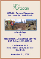 The National Resource Centre  for Rural Livelihoods