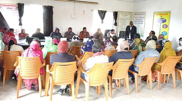 Pradan-Pindarkone-Gram-Panchayat--Setting-Examples-of-Governance