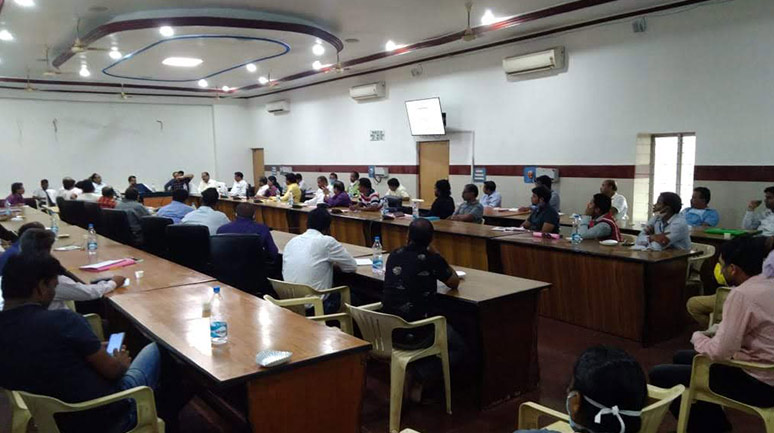 District-level-coordination-meeting-with-different-NGOs-CSOs-on-MGNREGS