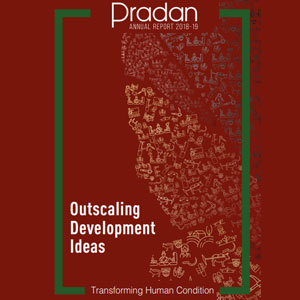 Pradan Annual Report