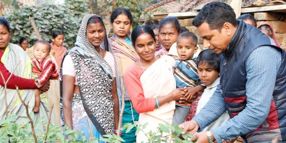 PRADAN works towards transforming lives of the poorest communities in rural India.
